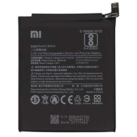 Redmi MI Note 4 BN43 4100 mAh Battery buy online