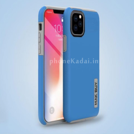 Vivo Y91 Back Cover Mak Buy 2 in 1 Back Case