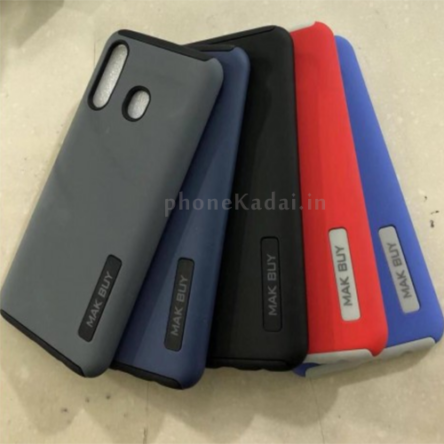 Samsung Galaxy A10s Back Cover Mak Buy 2 in 1 Back Case