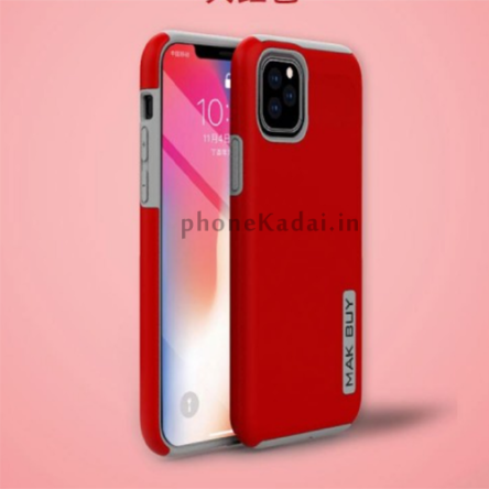 Vivo Y91i Back Cover Mak Buy 2 in 1 Back Case