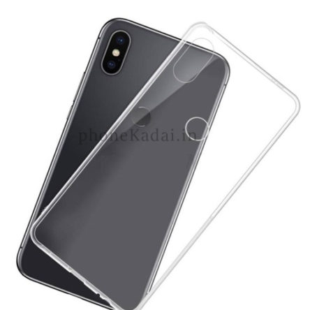 Redmi Mi Note 6 Pro High Quality Transparent Back Case – All India Free Shipping