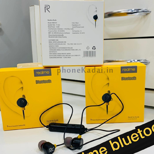 Realme Bluetooth Wireless Sports Headset With Mic Buy Online Phonekadai