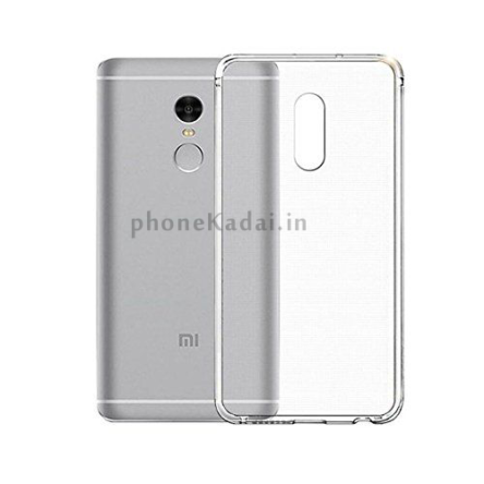 Redmi Mi 5 High Quality Transparent Back Cover Buy Online