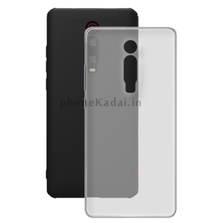 Redmi K20/K20 Pro High Quality Transparent Back Cover Buy Online