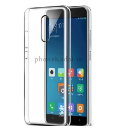 Redmi Mi Note 4 High Quality Transparent Back Case – All India Free Shipping
