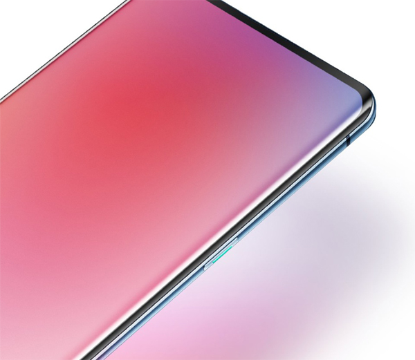 OPPO Reno 3 5G Teased To Be Very Slim; Will Have A Curved Display