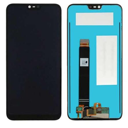 Nokia 7.1 LCD Display with Touch Screen Combo Folder