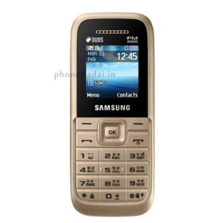 Samsung Guru FM Plus B110E Dual Sim Keypad Mobile