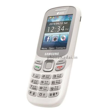 Samsung Metro B313E Dual Sim Keypad Mobile