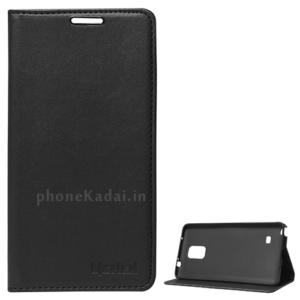 Lishen Leather Flip Case