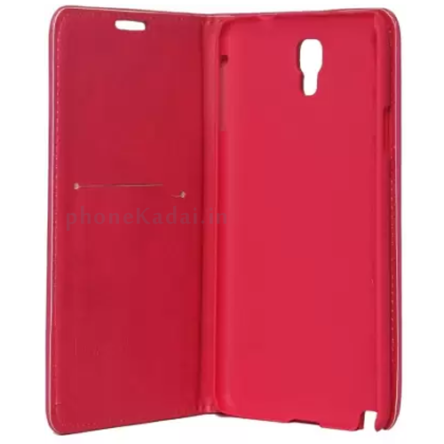 Vivo V15 Lishen Premium Leather Flip Case – TPU Stand Cover Case