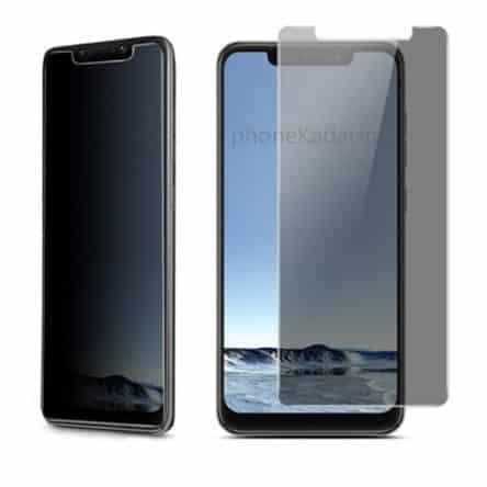 Samsung A80 Premium Privacy Anti spy 9H Full Tempered Glass