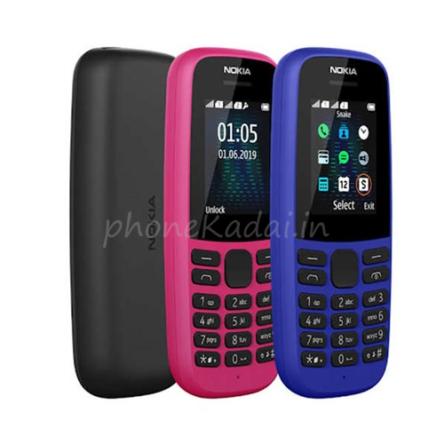 Nokia 105 2019 Dual Sim Keypad Feature Phone buy online