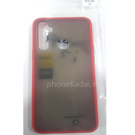 Realme 5i Smoke Series Back cover Buy Online