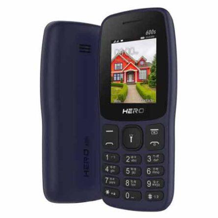 Lava Hero 600s Keypad Phone [basic mobile]