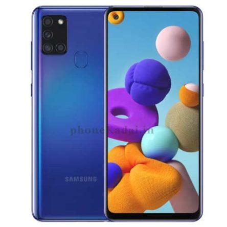 Samsung Galaxy A21s 4GB RAM, 64GB Storage Mobile buy Online