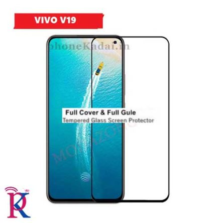 Vivo V17 Pro Full Tempered Glass 6D Edge to Edge buy online