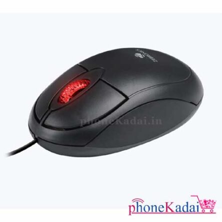 Zebronics Zeb-Rise Wired Optical Mouse buy online