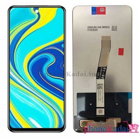 Redmi Note 9 Pro LCD Display with Touch Screen Combo Buy Online