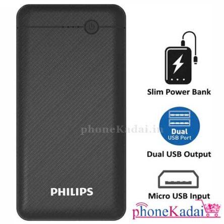 Philips DLP1720 20000mAh Power Bank buy online