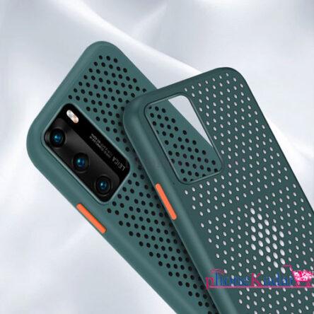 Vivo Y20 Back case Breathable Net Back Cover