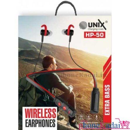 Unix UX-HP50 Wireless Bluetooth Neckband