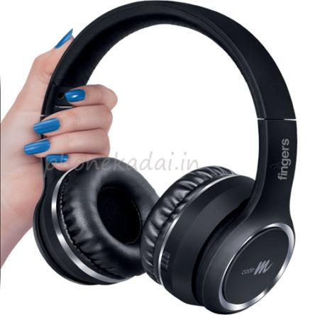 Fingers Tab 2 Beat Bluetooth Wireless Boom Headset