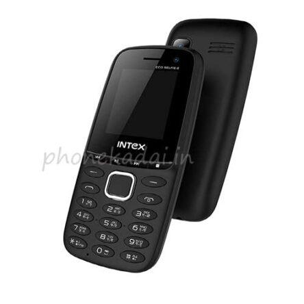 Intex Eco Selfie 2 Keypad Mobile buy Online