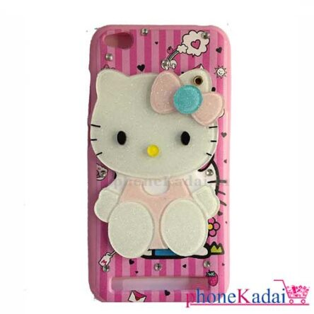 Redmi 4a Hello Kitty Back Case Cover Buy Online
