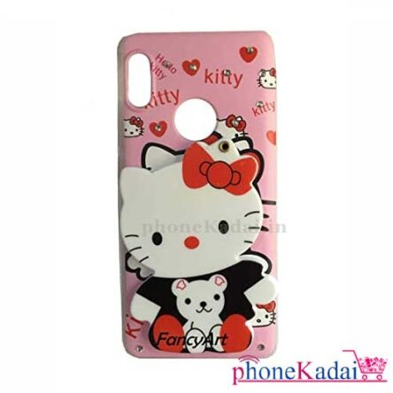 Redmi 6 Pro Hello Kitty Back Case Cover Buy Online