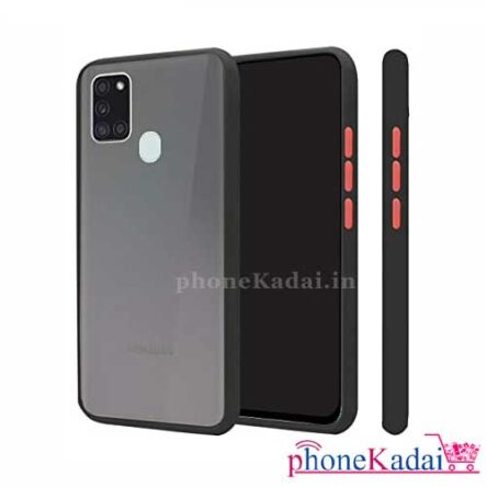 Samsung A21s Smoke Back Case Cover