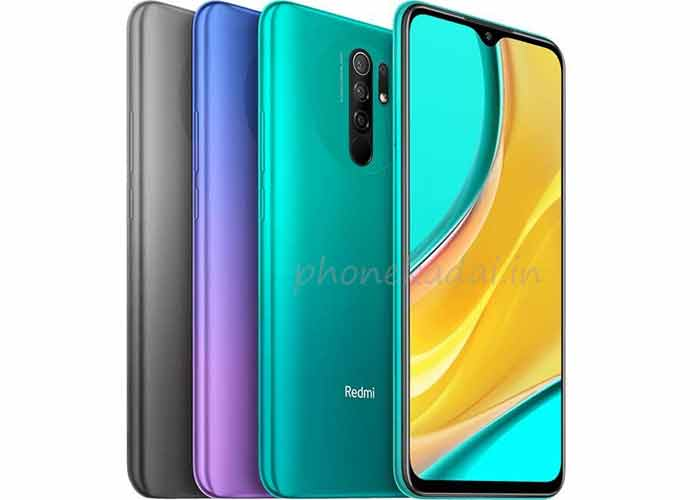xiaomi redmi 9 prime features and specifications