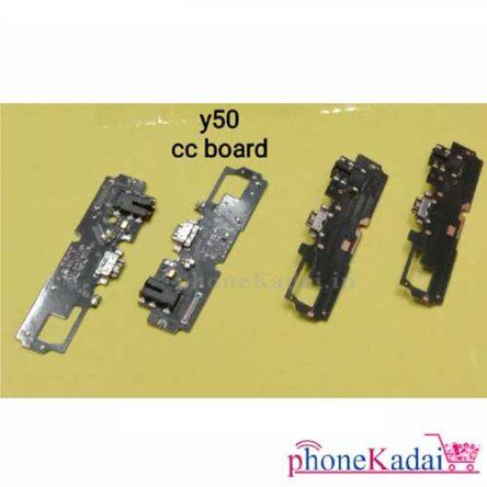 Vivo Y50 Charging Board [Charging Port PCB]