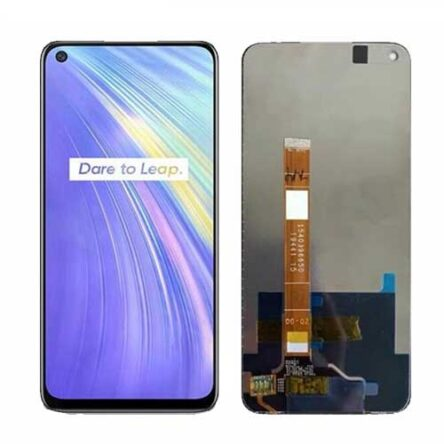 Realme Narzo 20 Pro LCD Display with Touchscreen Combo Folder