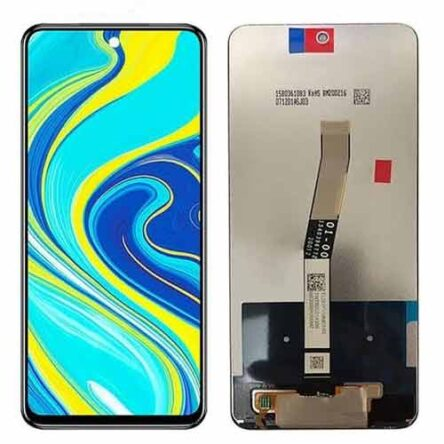 Redmi Note 9 Pro Max LCD Display with Touch Screen Combo Buy Online