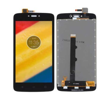 Moto C LCD Display with Touch Screen Combo Folder