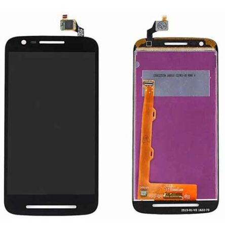 Moto E3 Power LCD Display with Touch Screen Combo Folder