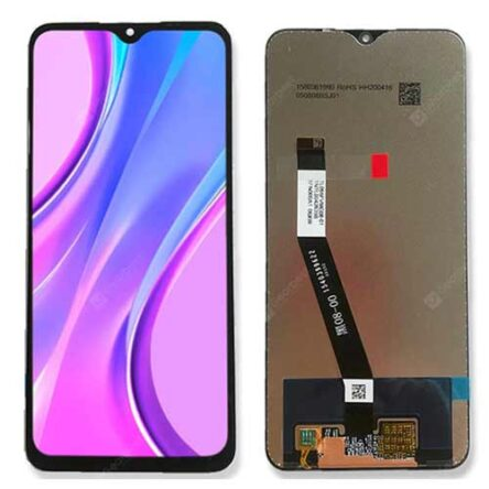 Redmi 9 LCD Display with Touch Screen Combo Folder