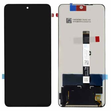 Xiaomi Poco X3 LCD Display with Touch Screen Combo Folder